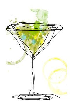 Wild Apple Martini by Jan Weiss