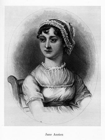 Jane Austen, English Novelist, 19th Century