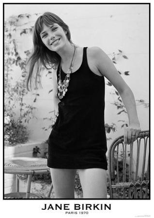 Jane Birkin- Paris 1970
