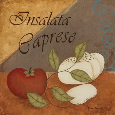Insalata Caprese by Jane Carroll