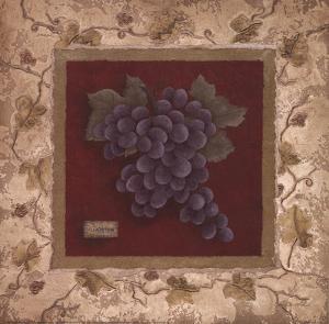Wine Divine I by Jane Carroll