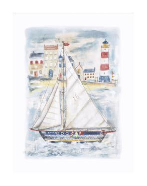 About to Sail by Jane Claire