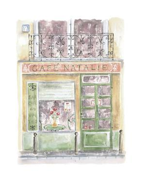Cafe Natalie by Jane Claire