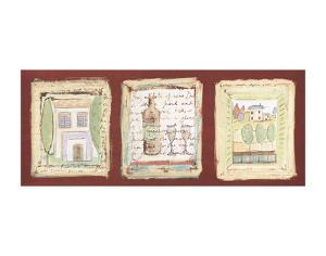 Les petites maisons de Provence by Jane Claire