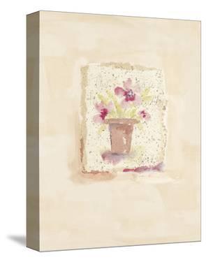 Purple Petals by Jane Claire