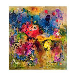 Garden of Heavenly and Earthly Delights by Jane Deakin