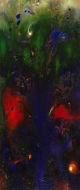 Irises, 2005 by Jane Deakin