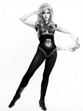 """Jane Fonda. """"Barbarella"""" [1968], Directed by Roger Vadim."""
