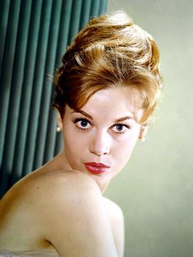 Jane Fonda dans les annees 60 (photo)