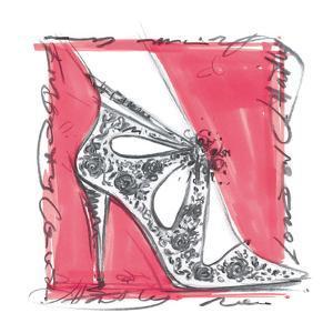 Catwalk Heels III by Jane Hartley
