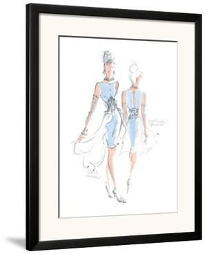 Haute Couture III by Jane Hartley