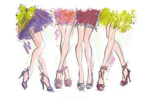 Party Legs by Jane Hartley