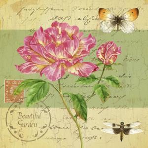 Beautiful Garden II by Jane Maday