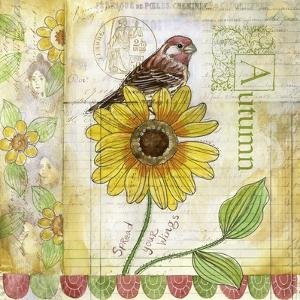 Spread Your Wings IV by Jane Maday