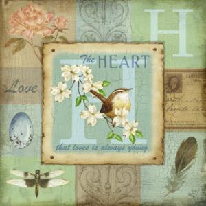 Sweet Inspirations III by Jane Maday