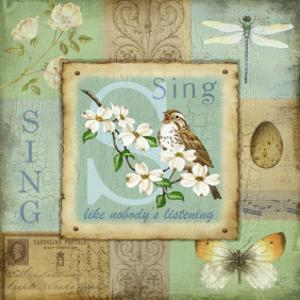 Sweet Inspirations IV by Jane Maday