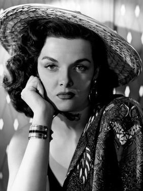 "Jane Russell. ""Macao"" 1952, Directed by Josef Von Sternberg"