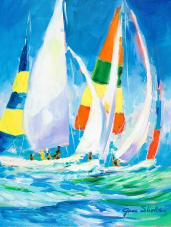 Come Sail Away by Jane Slivka