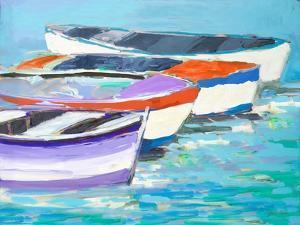 Keep Rowing by Jane Slivka