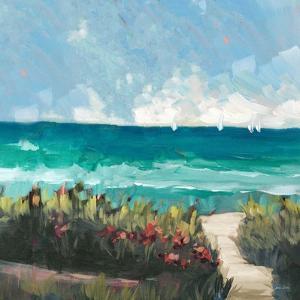Oceanside II by Jane Slivka