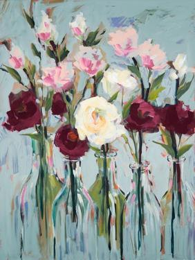 Romantic Blossoms by Jane Slivka