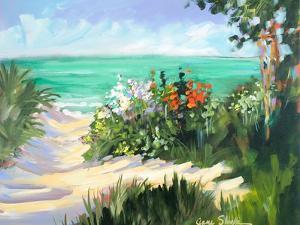 Sun Beach Dunes by Jane Slivka