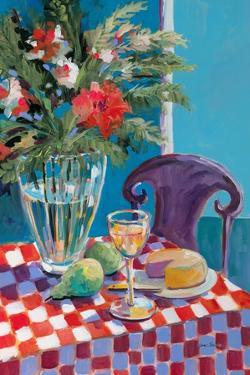 Table For One by Jane Slivka
