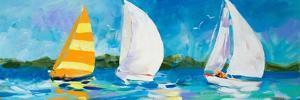 The Regatta II by Jane Slivka