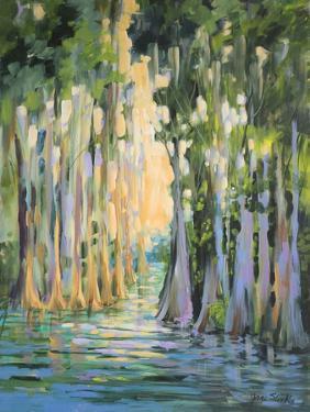 Through the Marsh II by Jane Slivka