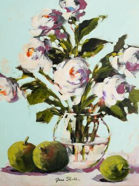 White Rose by Jane Slivka