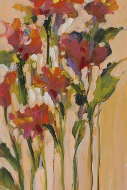 Wild Flowers I by Jane Slivka