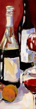 Wine and Dine I by Jane Slivka