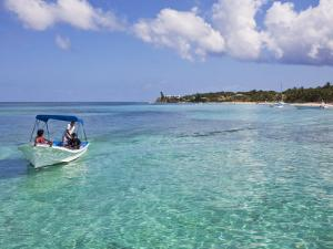 Bay Islands, Roatan, West Bay, Honduras by Jane Sweeney