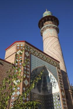Blue Mosque, Yerevan, Armenia, Central Asia, Asia by Jane Sweeney