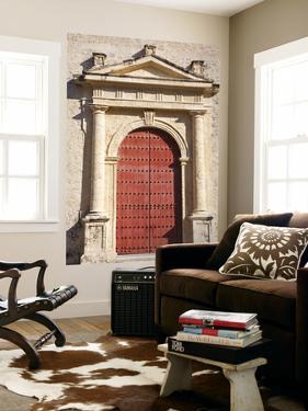Cathedral Doorway by Jane Sweeney