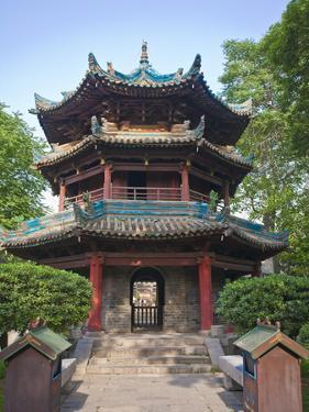 China, Shaanxi, Xi'An, Great Mosque, the Introspection Pavilion by Jane Sweeney