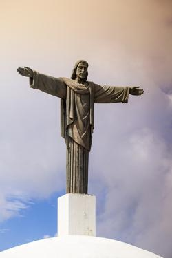 Christ the Redeemer Statue by Jane Sweeney