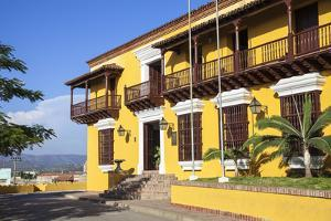 Cuba, Santiago De Cuba Province, Santiago De Cuba, Museo De La Lucha Clandestina by Jane Sweeney