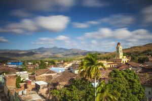 Cuba, Trinidad by Jane Sweeney