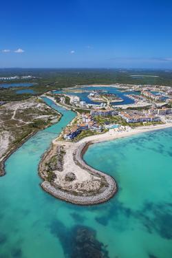 Dominican Republic, Punta Cana, Cap Cana, Cap Cana Marina by Jane Sweeney