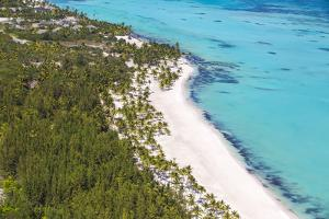 Dominican Republic, Punta Cana, Cap Cana, View of Juanillo Beach by Jane Sweeney