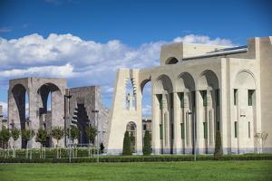 Echmiadzin Complex, Armenia, Central Asia, Asia by Jane Sweeney
