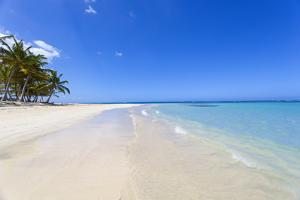 El Portillo Beach, Las Terrenas, Samana Peninsula, Dominican Republic, West Indies, Caribbean by Jane Sweeney