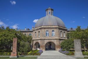 Gevorkian Theological Seminary by Jane Sweeney