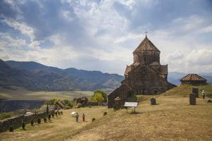 Haghbat (Haghpat) Monastery by Jane Sweeney
