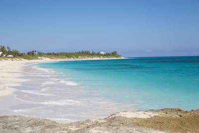 Hope Town Beach, Hope Town, Elbow Cay, Abaco Islands, Bahamas, West Indies, Central America by Jane Sweeney
