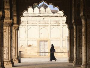 India, Delhi, Old Delhi, Red Fort, Diwan-i-Khas- Hall of Private Audience by Jane Sweeney
