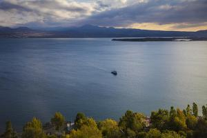 Lake Seven, Armenia, Central Asia, Asia by Jane Sweeney