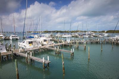 Marsh Harbour, Great Abaco, Abaco Islands, Bahamas, West Indies, Central America by Jane Sweeney