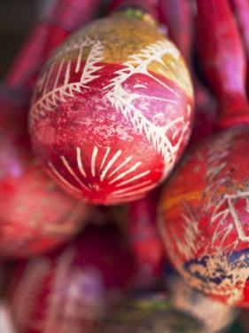 Masaya, Mercado Artesanias, National Artisans Market, Maracas, Nicaragua by Jane Sweeney